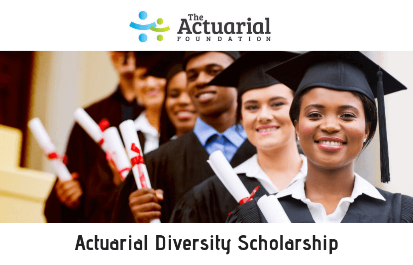 Actuarial Diversity Scholarship in USA 2020