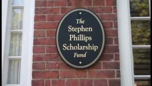 Stephen Phillips Memorial Scholarship Fund