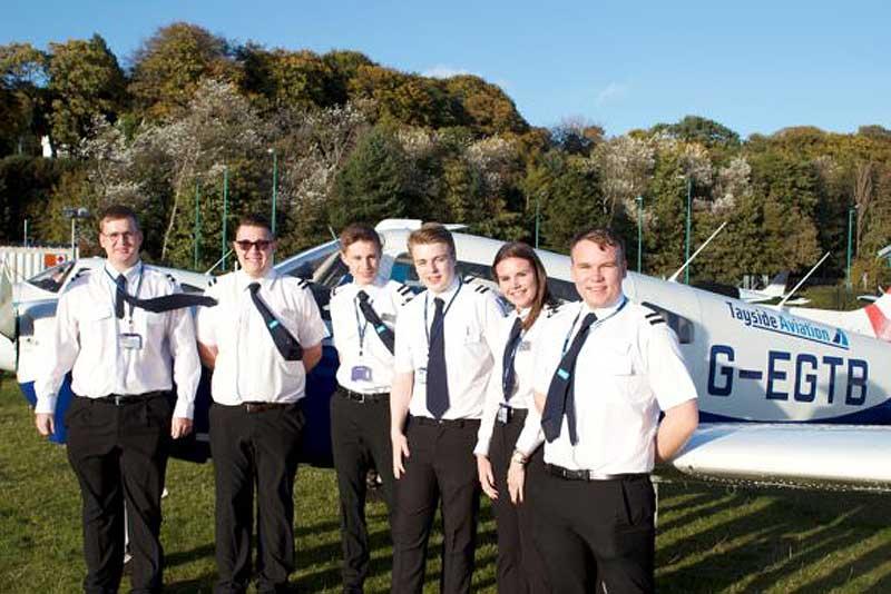 13 Fully Sponsored Pilot Training Programme 2019-2020