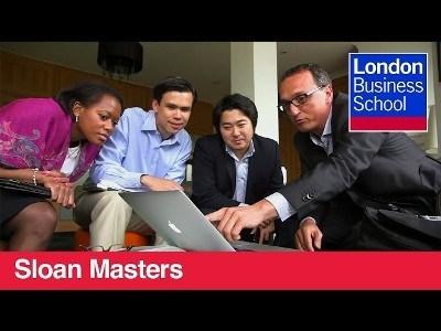 London Business School Sloan Women Scholarship 2021