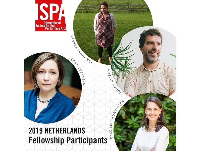 Programa de becas holandesas de la Sociedad Internacional de Artes Escénicas (ISPA) 2021
