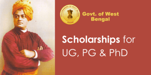 Apply now for India Swami Vivekananda Merit Cum Means Scholarship (SVMCM) | Bikash Bhavan Scholarship open to students in any level of West Bengal, India.