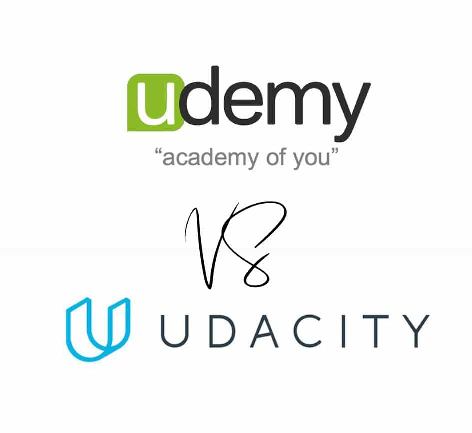 Udemy Vs Udacity Online Course Platform | Differences & Similarities