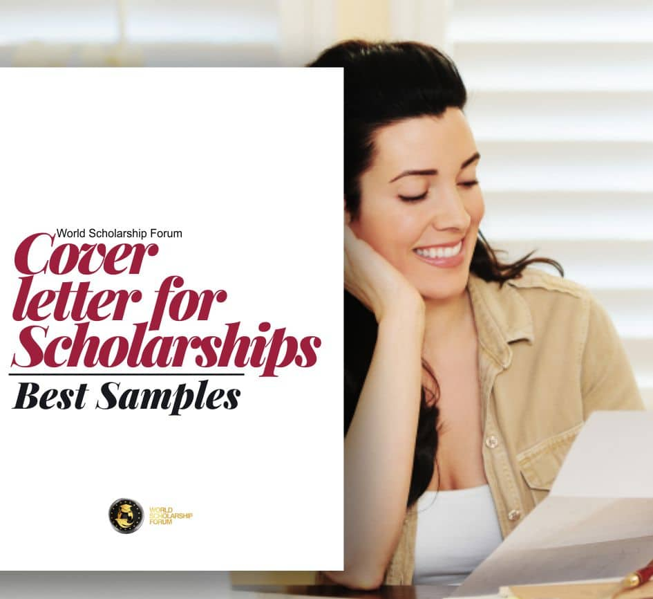 How to write a Cover Letter for Scholarship Application with tips and samples