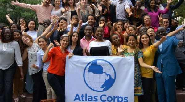 Atlas Corps Fellowship 2020 for Young Global Leaders