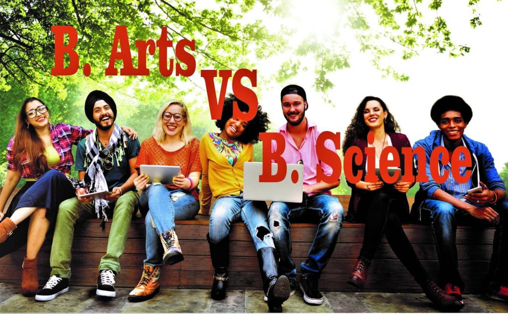 BS vs BA | Major Differences Between Bachelor of Science and Bachelor of Arts