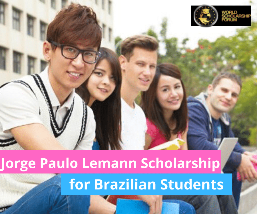 Jorge Paulo Lemann Scholarship for Brazilian Students, at Harvard USA 2020
