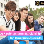 Jorge Paulo Lemann Scholarship