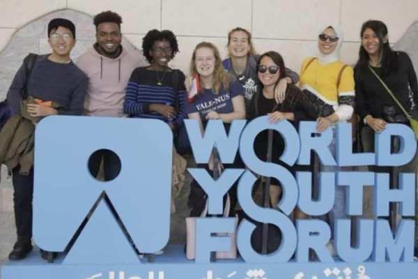 world youth forum egypt