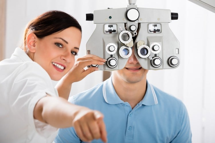 Top Optometry Schools in California | 2020