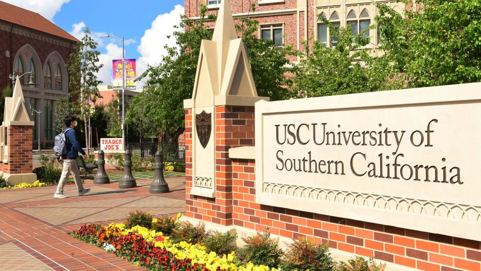 University of Southern California(USC) acceptance rate in 2020