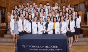 tasa de aceptación de la escuela de medicina de yale