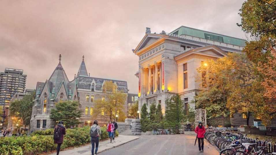 McGill University Acceptance Rate in 2020