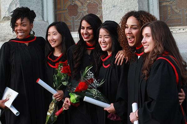Taux d'acceptation de l'Université Queen's en 2020