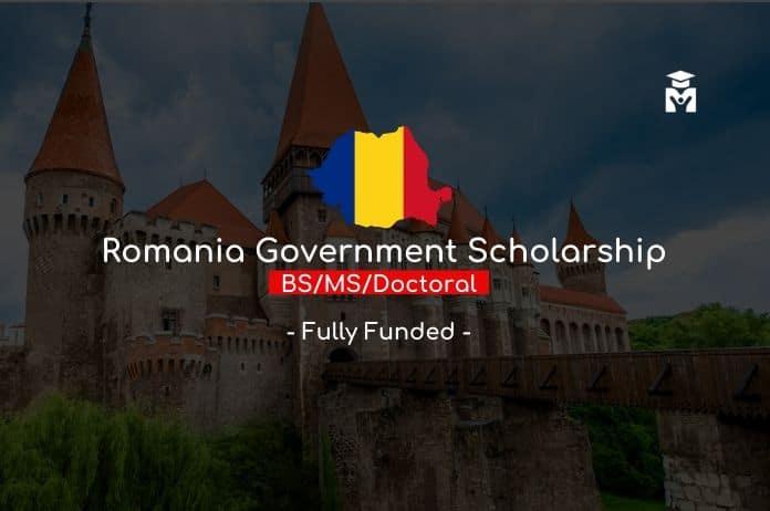 Becas del gobierno rumano 2020/2021 para que ciudadanos extranjeros estudien en Rumania