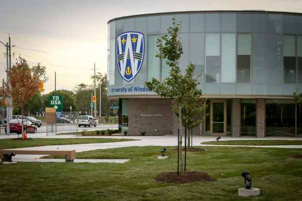 University of Windsor acceptance rate for masters 2020