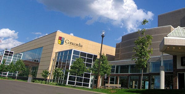 Concordia University Acceptance rate in 2021   Apply!