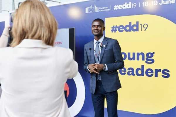 Programa de jóvenes líderes EDD 2020