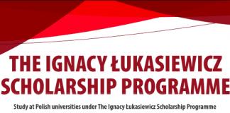 Ignacy Lukasiewicz Scholarship Programme 2020/2021 to Study in Poland