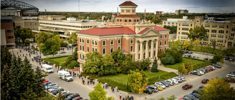 University of Manitoba	Acceptance Rate | 2020