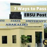 How-to-Pass-EBSU-Post-UTME