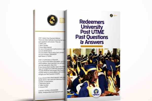 redeemers-university-post-utme-past-question