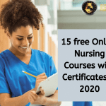 15 free Online Nursing Courses with Certificates in 2020
