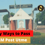 7 Easy Ways to Pass FUAM Post Utme