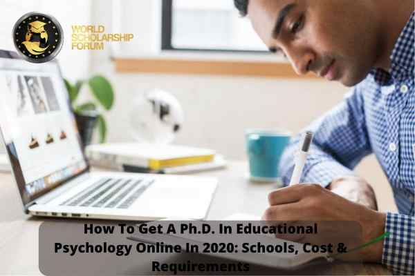 How-To-Get-A-Ph.D.-In-Educational-Psychology-Online-In-2020