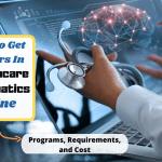 Hoe u online Masters in Healthcare Informatics kunt krijgen