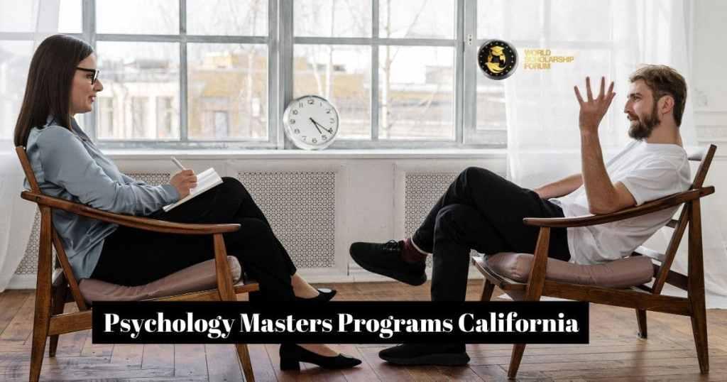 psychology masters programs california