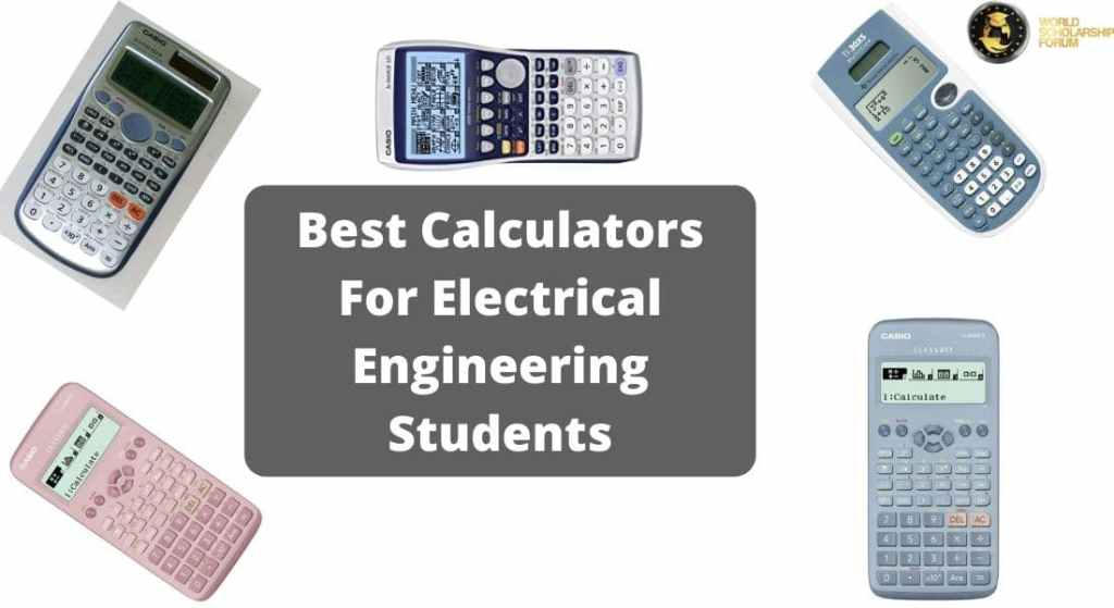 Best Calculators For Electrical Engineering Students In 2020