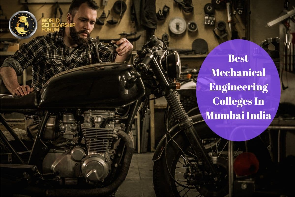 Best Mechanical Engineering Colleges In Mumbai India