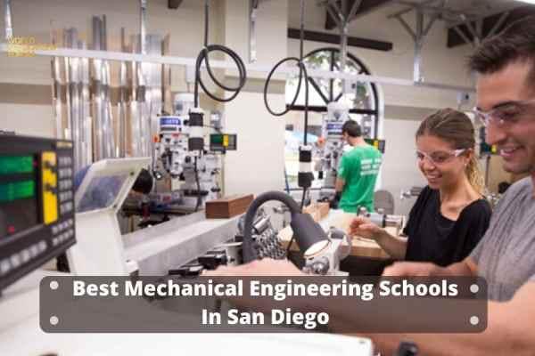 Best Mechanical Engineering Schools In San Diego