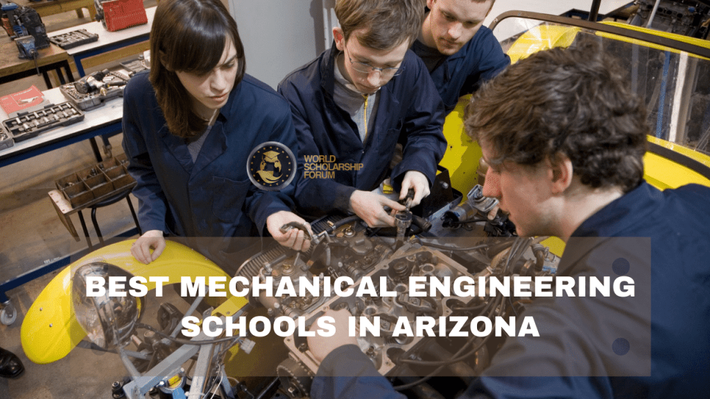 Best Mechanical Engineering Schools In Arizona | 2020