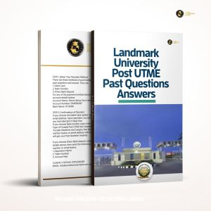 landmark-university-post-utme-past-questions