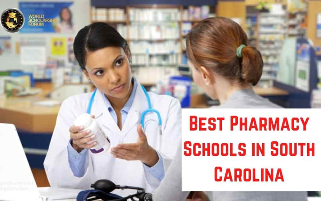 Best Pharmacy Schools in South Carolina SC | 2020