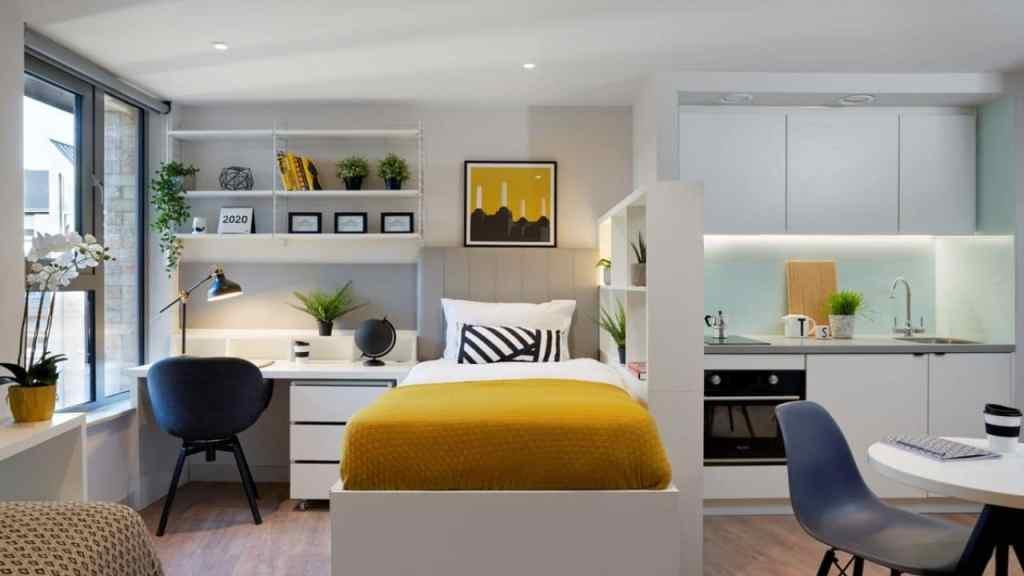 Alojamiento económico para estudiantes en París