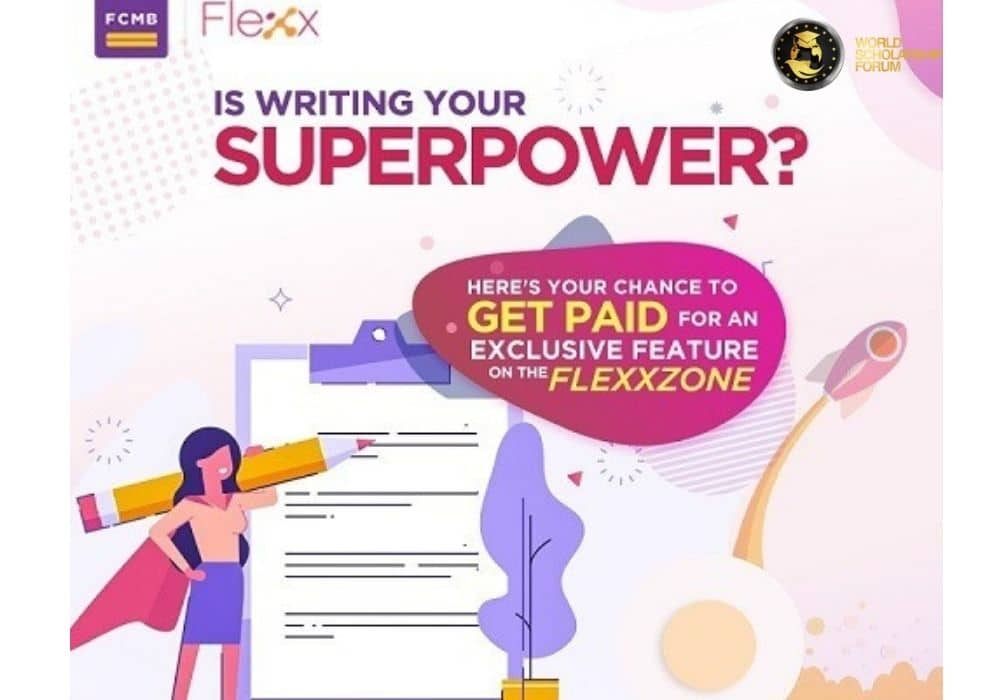First City Monument Bank (FCMB) Flexx Writing Challenge 2020