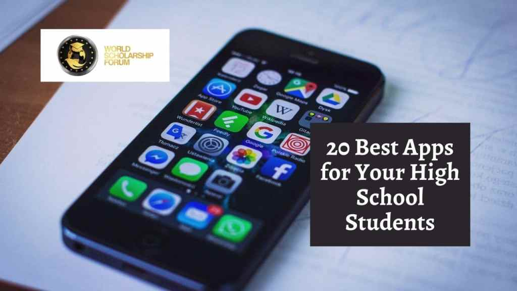 The 20 Best Apps for Your High School Students in 2021 | Best Reviews