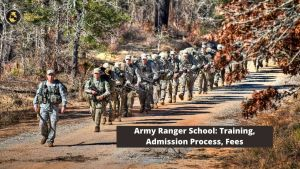 army ranger training