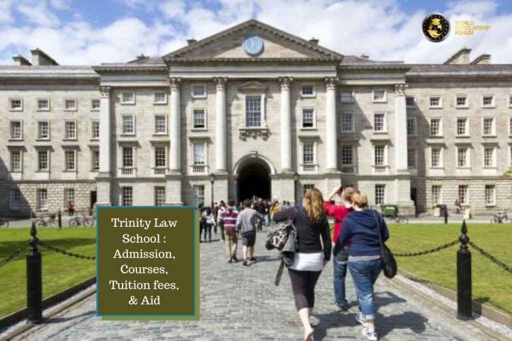 Trinity Law School 2021: Admission, Courses, Tuition fees, & Aid