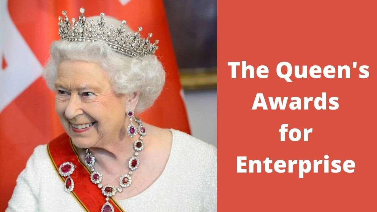 The Queen's Awards for Enterprise for Outstanding Achievement By UK Businesses