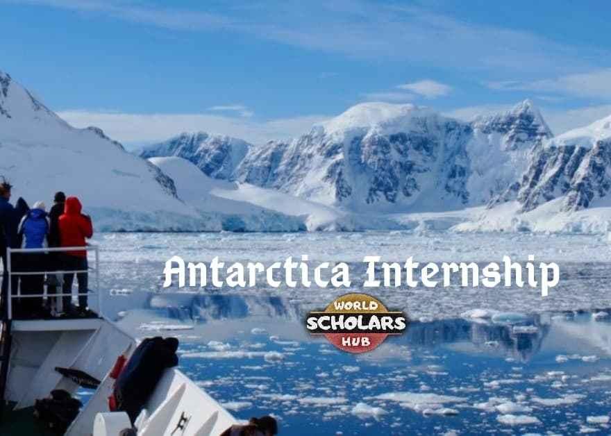Antarctica Internship