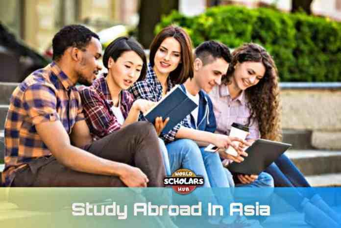 Study Abroad Asia