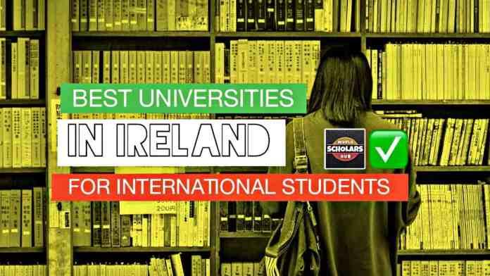 Best Universities in Ireland for International Students