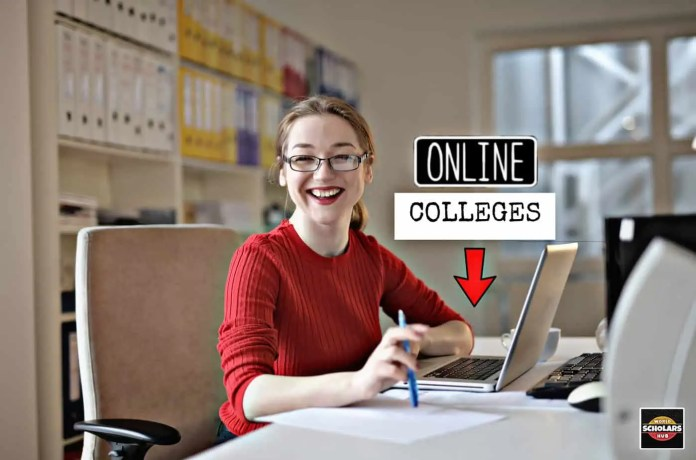 Online Colleges that Provides Laptops
