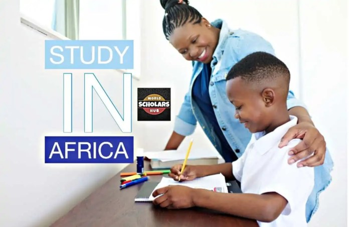 Study in Africa