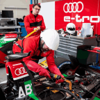 A Day In The Life Of A Mechanic – Formula E
