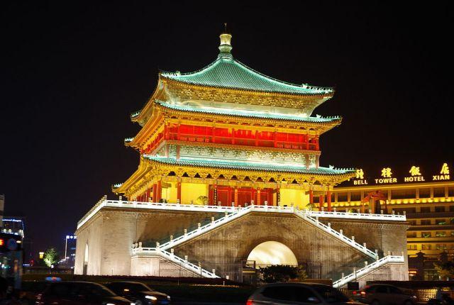 中国 遷都